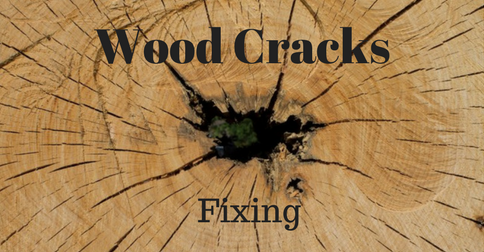 How To Fill Cracks In Wood Woodworking Tips
