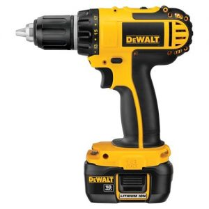 DEWALT DCD760KL 18V Drill Kit