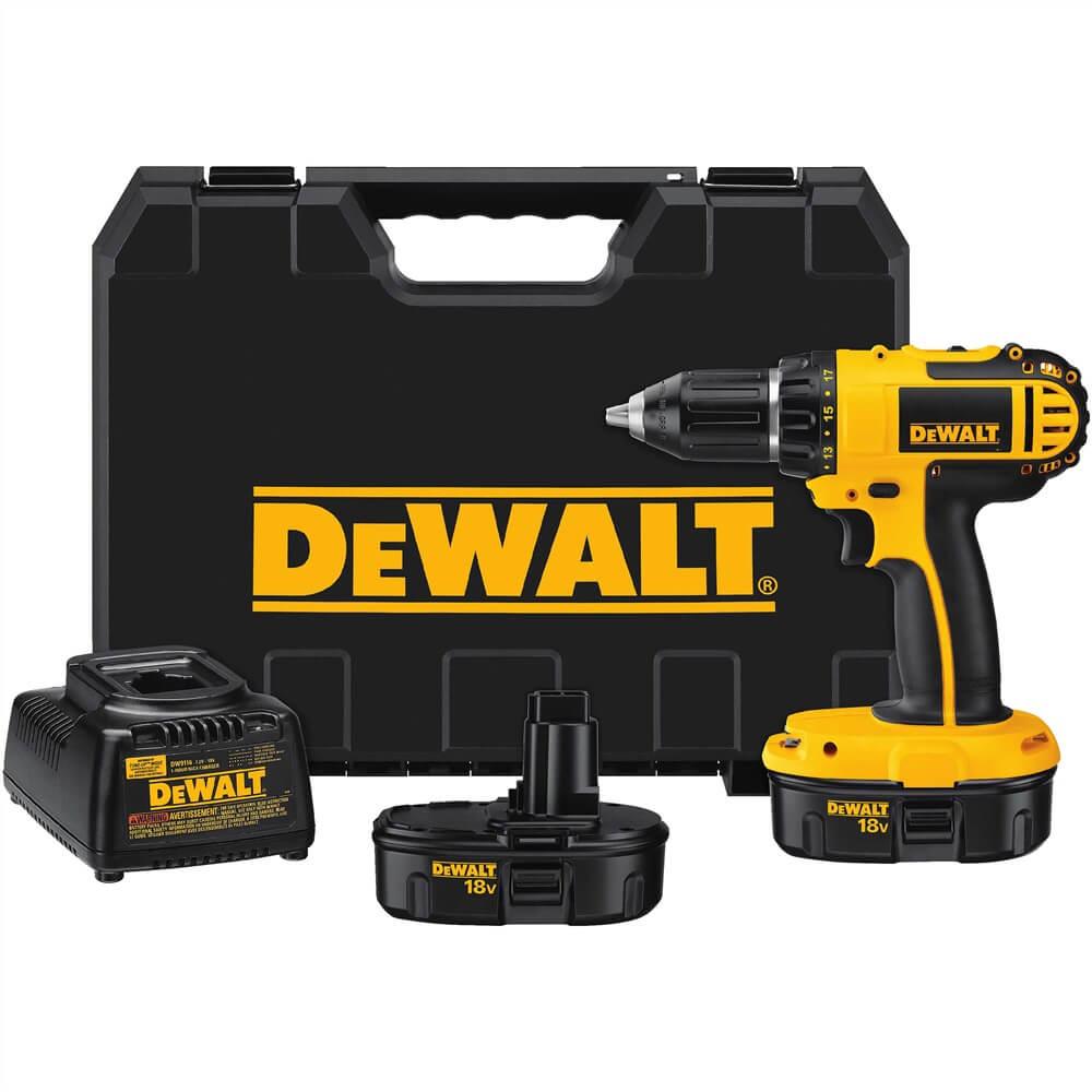 Dewalt DC720KA Drill User