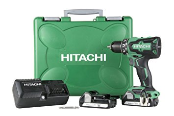 Hitachi DS18DBFL2 18V Cordless Lithium Ion Brushless Driver Drill