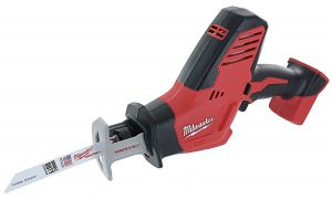 Bare-Tool Milwaukee 2625-20 M18 18-Volt Hackzall Cordless One-Handed Reciprocating Saw