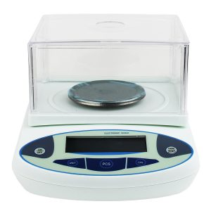 200x0.001g 1mg Digital Analytical Balance Precision Scale for Laboratories