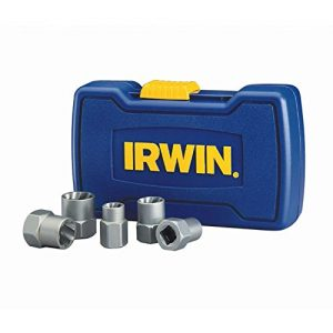 IRWIN HANSON BOLT-GRIP Bolt Extractor Set, 5 Piece