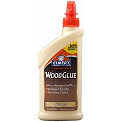wood chair repair glue