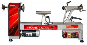 NOVA 46300 Comet II Variable Speed Mini Lathe